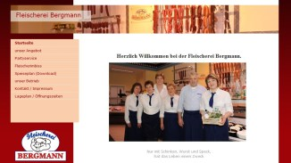 www.fleischereibergmann.de